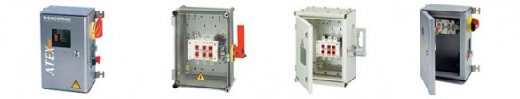 Enclosures and accessories SAFETY ENCLOSURES