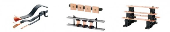 Enclosures and accessories COPPER BUSBARS AND SYSTEMS